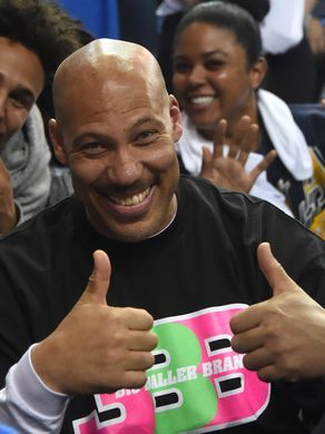 Image result for Lavar Ball thumbs up